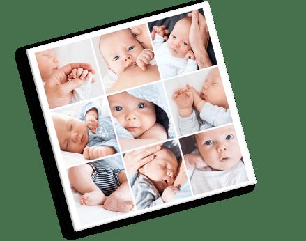 Collage plexiglass footer_esempio baby