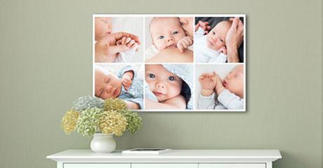 Collage plexiglass vista soggiorno_esempio neonato