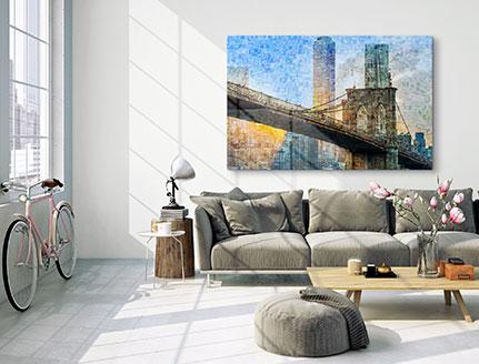 Mosaico soggiorno_esempio ponte