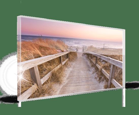 Plexiglass panorama_esempio spiaggia