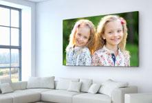 Plexiglass soggiorno_esempio sorelle natura
