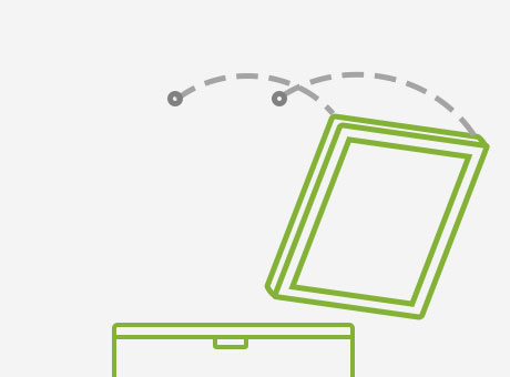 appendere stampa plexi alluminio icon