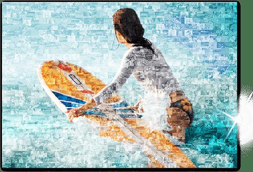 mosaico foto top