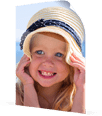 poster_esempio bambina con cappello