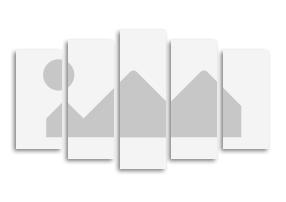 stampa plexiglass multipannello 5 2