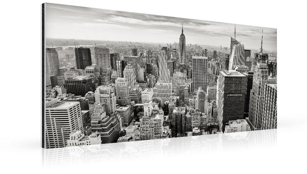 stampa su alluminio panorama top