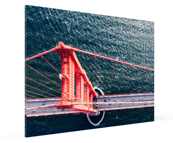 stampa su plexiglas standard 3d
